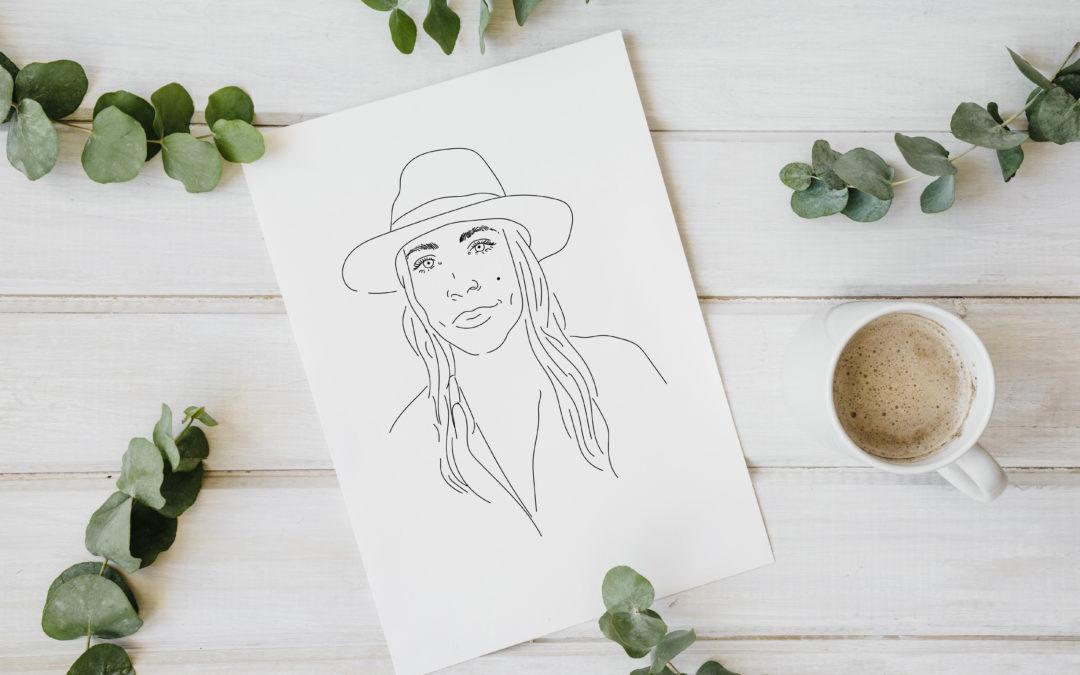 Illustration – DJ Ness Toria