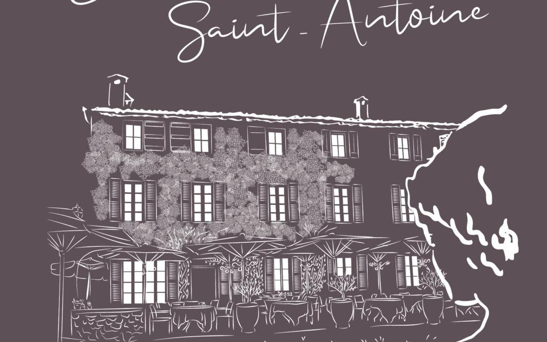 Carte de voeux – La Bastide Saint-Antoine