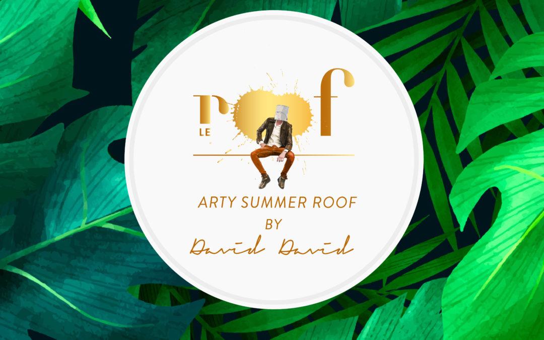 BRANDING – ARTY SUMMER ROOF
